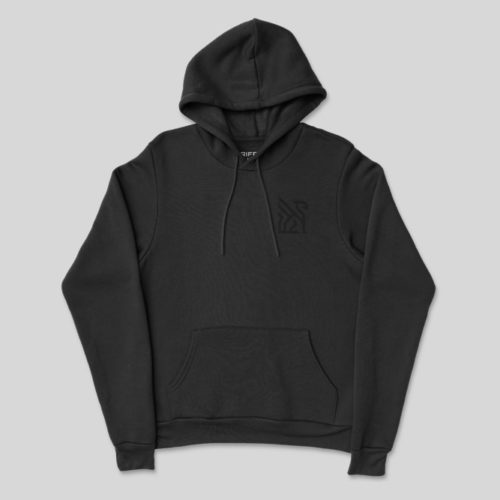 Griffin-Blk-Hoodie-Front
